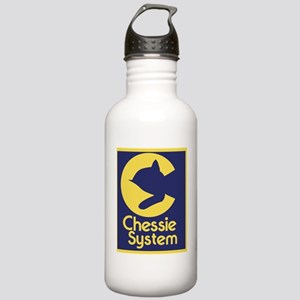 Chessie System Stainless Water Bottle 1.0L