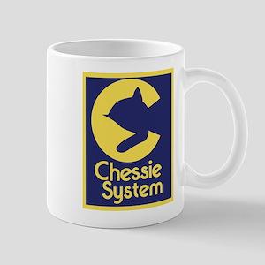 Chessie System Mugs