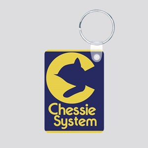 Chessie System Keychains