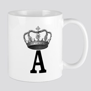 Royal Initial Mugs