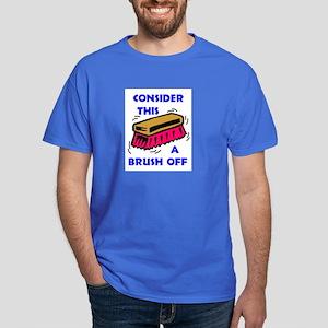 BRUSH OFF Dark T-Shirt