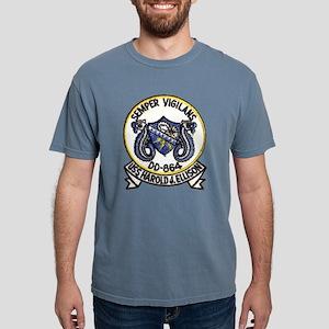 uss harold j. ellison patch transpar T-Shirt