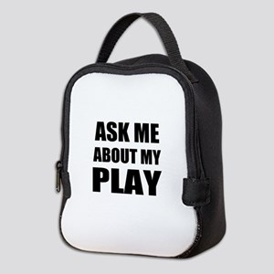 Ask me about my Play Neoprene Lunch Bag