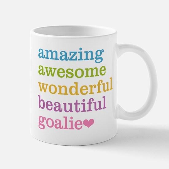 Amazing Goalie Mugs