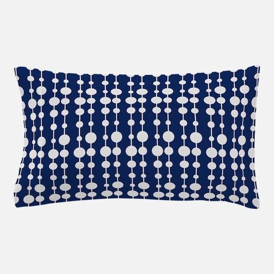 Polka Dots Pendant Pattern Pillow Case