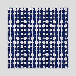 Polka Dots Pendant Pattern Queen Duvet