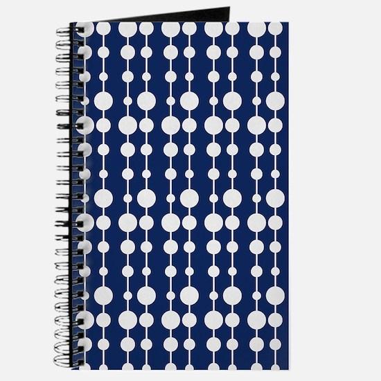 Polka Dots Pendant Pattern Journal