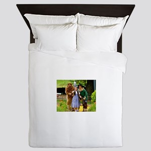 The Fab Four Queen Duvet