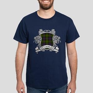 Murray Tartan Shield Dark T-Shirt