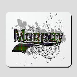 Murray Tartan Grunge Mousepad