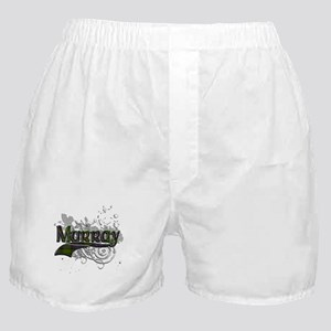 Murray Tartan Grunge Boxer Shorts
