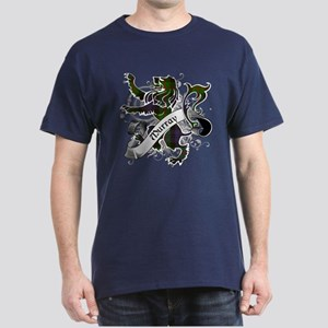 Murray Tartan Lion Dark T-Shirt