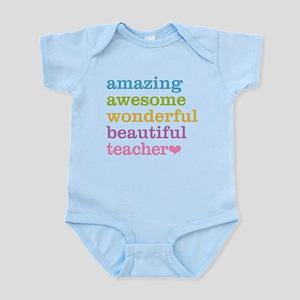 Amazing Teacher Body Suit