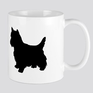 Cairn Terrier Black 2 Mugs