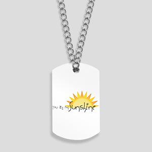 Sunshine4 Dog Tags