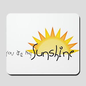 Sunshine4 Mousepad