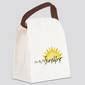 Sunshine4 Canvas Lunch Bag