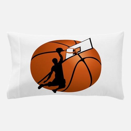 Cute Basketball Pillow Case
