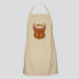 Route 66 Scenic Sign Apron
