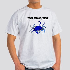 Custom Blue Crab T-Shirt