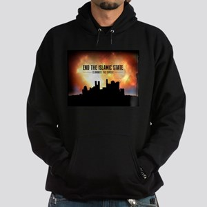 End The Islamic State Hoodie