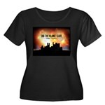 End The Islamic State Plus Size T-Shirt