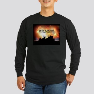 End The Islamic State Long Sleeve T-Shirt