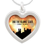 End The Islamic State Necklaces