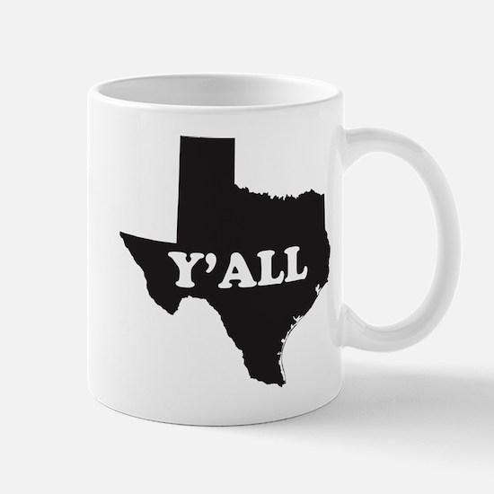 Texas Yall Mugs
