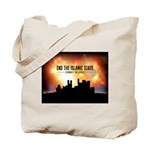 End The Islamic State Tote Bag