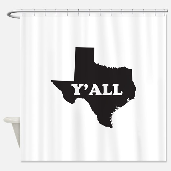 Southerner Shower Curtain