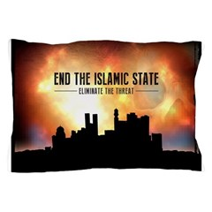 End The Islamic State Pillow Case