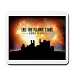 End The Islamic State Mousepad