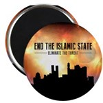 End The Islamic State Magnets