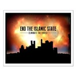 End The Islamic State Posters