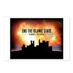 End The Islamic State Postcards (Package of 8)