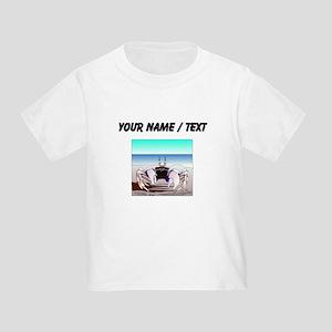 Custom Beach Crab T-Shirt