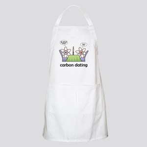 Carbon Dating BBQ Apron