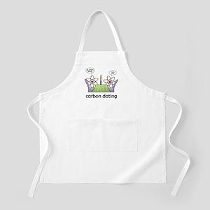 Carbon Dating BBQ Apron