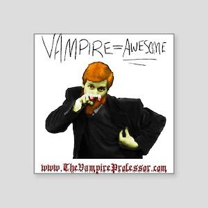 Vampire Ninja Sticker