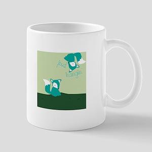 Just Hangin Mugs