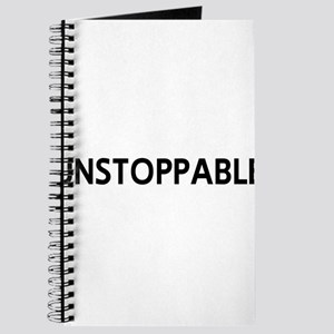 Unstoppable Journal