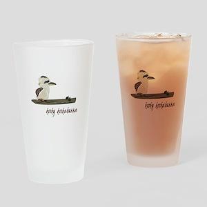 Kooky Kookaburra Drinking Glass