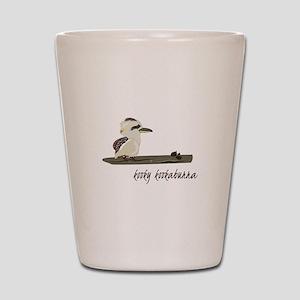 Kooky Kookaburra Shot Glass