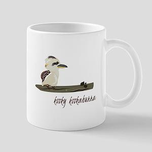 Kooky Kookaburra Mugs