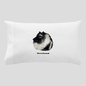 Keeshond Pillow Case
