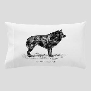 Schipperke Pillow Case