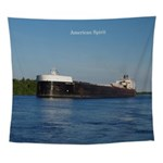 American Spirit Wall Tapestry
