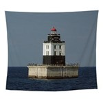 Poe Reef Light Wall Tapestry