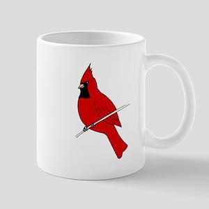 Red Cardinal Mugs